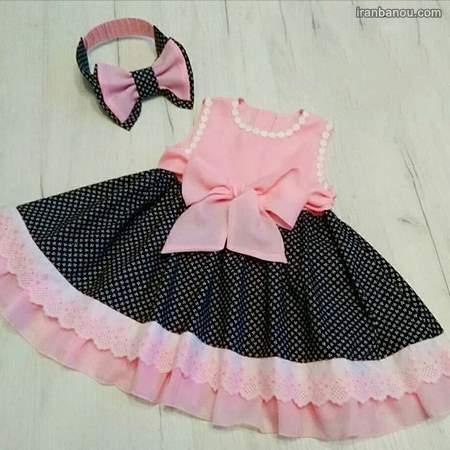 لباس دخترانه بچه گانه شیک