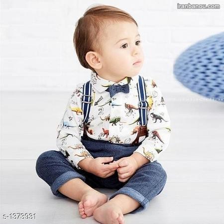 مدل لباس اسپرت پسرانه بچه گانه