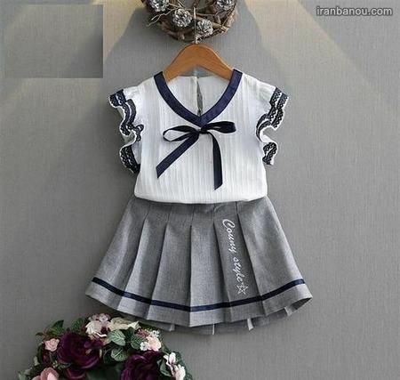 لباس دخترانه بچه گانه در اینستاگرام