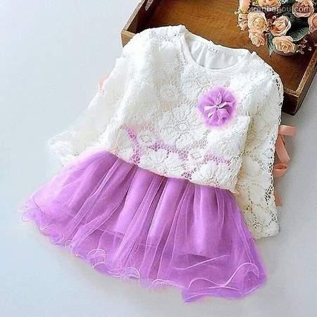 لباس دخترانه بچه گانه جدید
