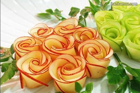 میوه آرایی برای مهمانی