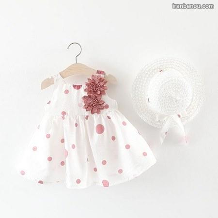 مدل لباس بچه گانه عید