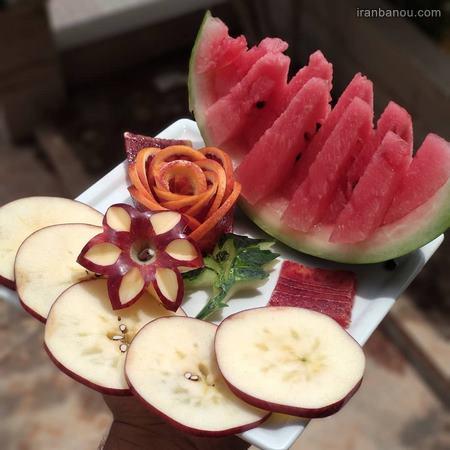 میوه سیخی زمستانی