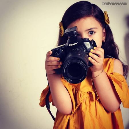 دختر بچه خوشگل