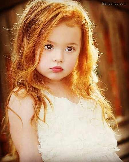 دختر بچه خوشگل تبریزی