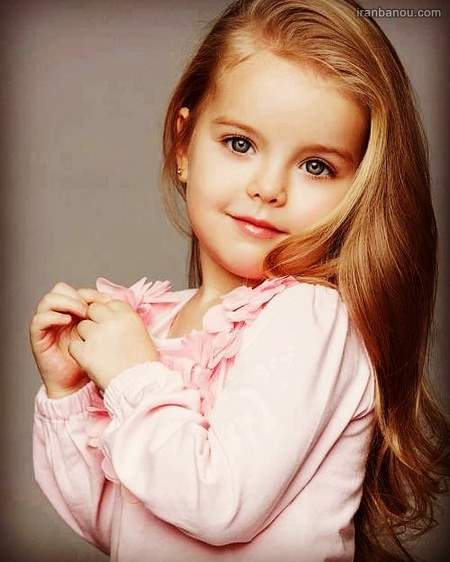 دختر بچه خوشگل ارومیه