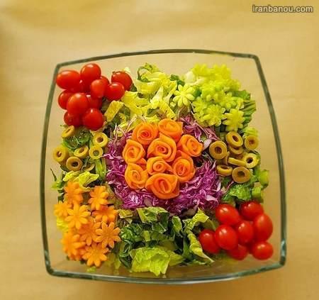 دیزاین غذا اینستاگرام
