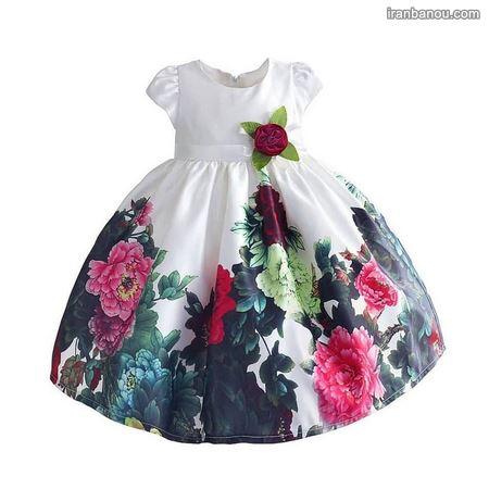 انواع لباس شیک بچه گانه دخترانه