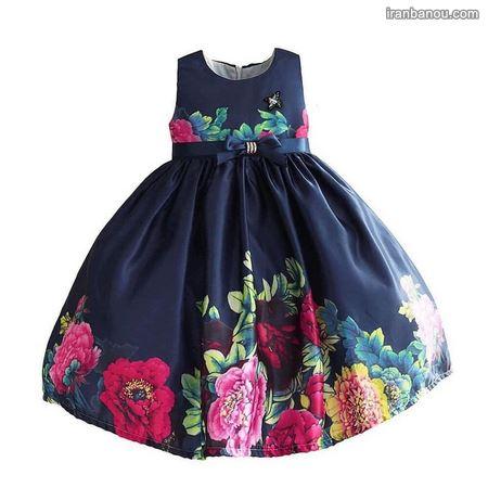 لباس شیک بچه گانه دخترانه مدل