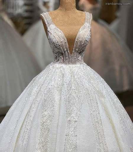 ژورنال لباس عروس