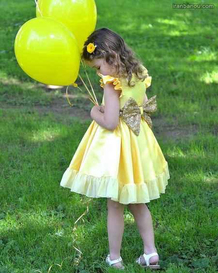 مدل لباس شیک بچه گانه دخترانه