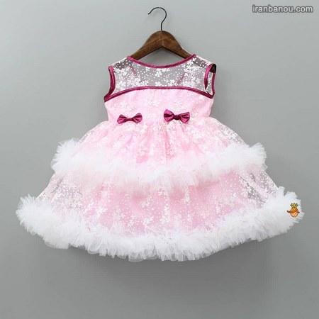 لباس دخترانه بچه گانه مجلسی