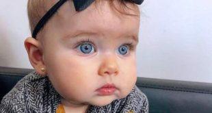 عکس دختر بچه گريان