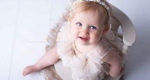 عکس بچه ناز چشم رنگي