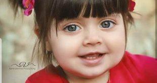 دختر بچه خوشگل تبريزي
