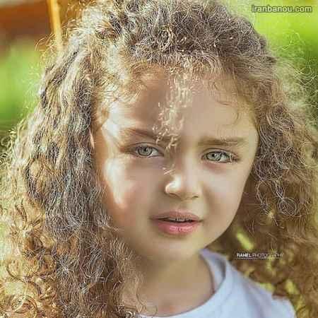 دختر بچه خوشگل ارومیه ای