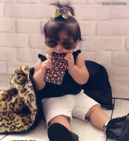 عکس بچه ناز پروفایل