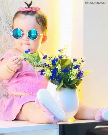 عکس بچه ناز ایرانی