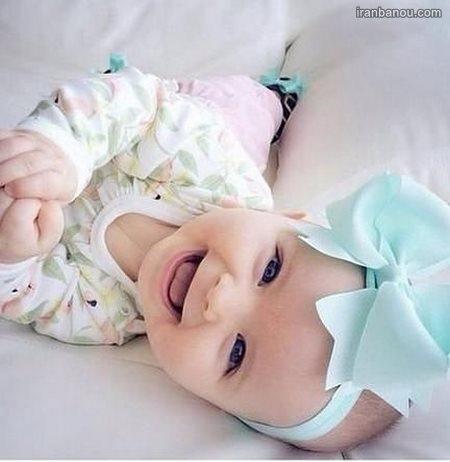 عکس بچه ناز پسر