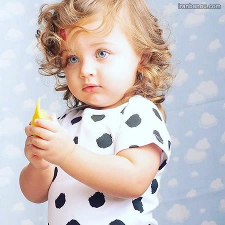 عکس بچه ناز