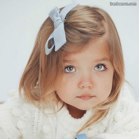 عکس دختر بچه های زیبا