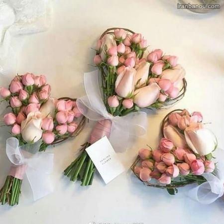 گل های زیبا