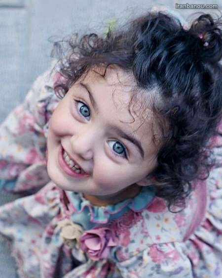عکس دختر ایرانی ساده