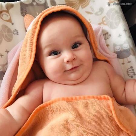 عکس بچه ناز خوشگل