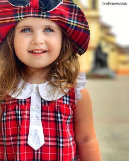 دختر بچه خوشگل اصفهانی