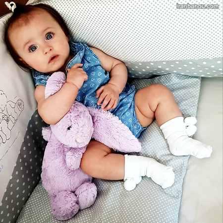 دختر بچه خوشگل عکس