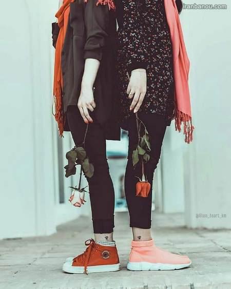 عکس های هنری دخترانه برای پروفایل