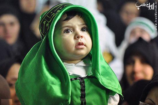 شیرخوارگان حسینی,عکس شیرخوارگان حسینی