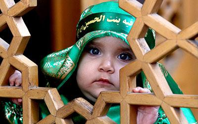 مدل لباس شیرخوارگان حسینی, مدل لباس علی اصغر