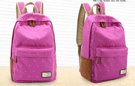 عکس کیف مدرسه دخترانه, مدل کوله پشتی دخترانه