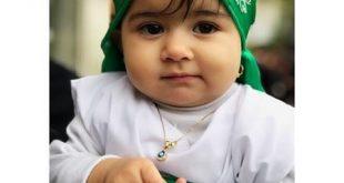 مدل لباس شیرخوارگان حسینی پسرانه