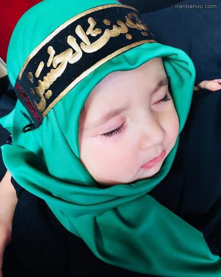 لباس شیرخوارگان حسینی پسرانه