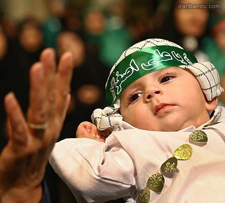 لباس شیرخوارگان حسینی