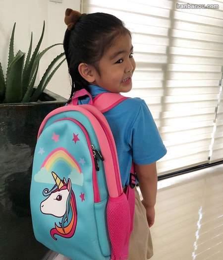 مدل کیف مدرسه دخترانه راهنمایی جدید