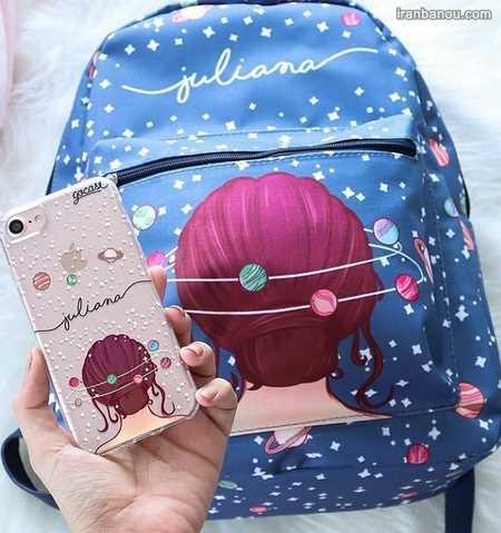 کیف مدرسه دخترانه ابتدایی با قیمت