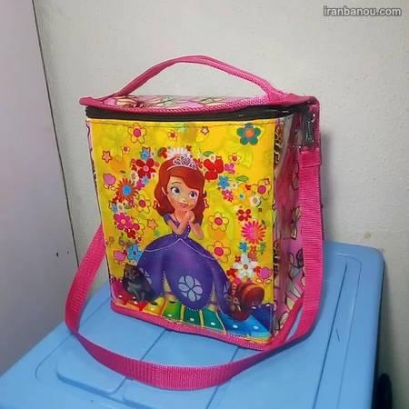 کیف مدرسه پسرانه دبیرستانی