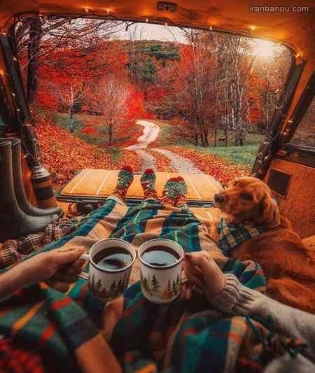 تصاویر زیبا از پاییز طبیعت
