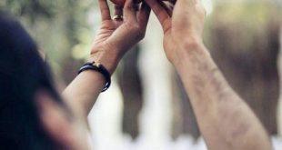 دکلمه عاشقانه کوتاه