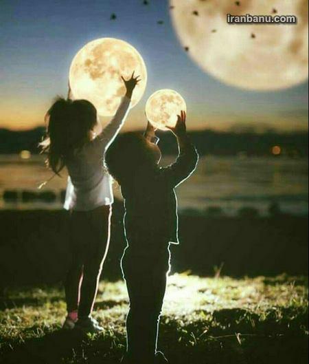 شب بخیر زیبا