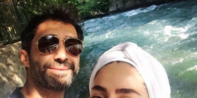 متن عاشقانه هادی کاظمی برای تولد سمانه پاکدل