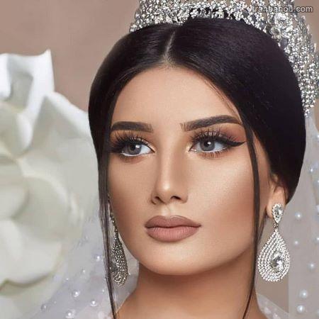 عکس عروس زیبا برای پروفایل