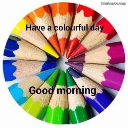 عکس نوشته های صبح بخیر با متن های زیبا