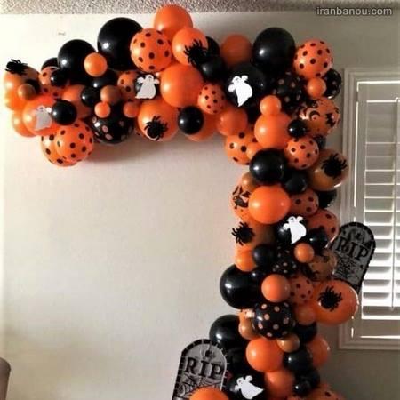 جشن هالووین | تم لباس هالووین برای عکس