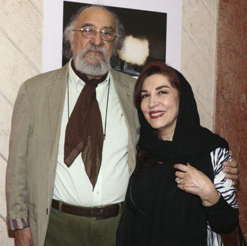 عکس داریوش ارجمند و همسرش فرشته یغمایی + زندگینامه