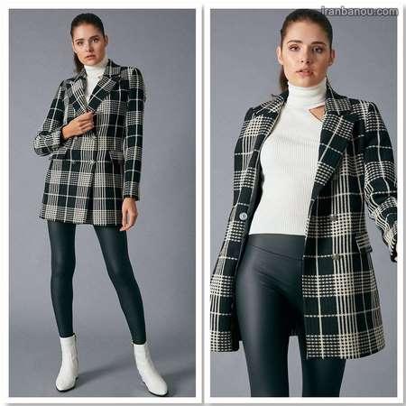 مدل پالتو زنانه ایرانی جدید