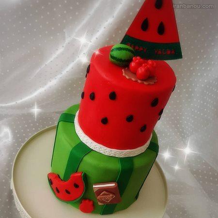 کاپ کیک شب یلدا